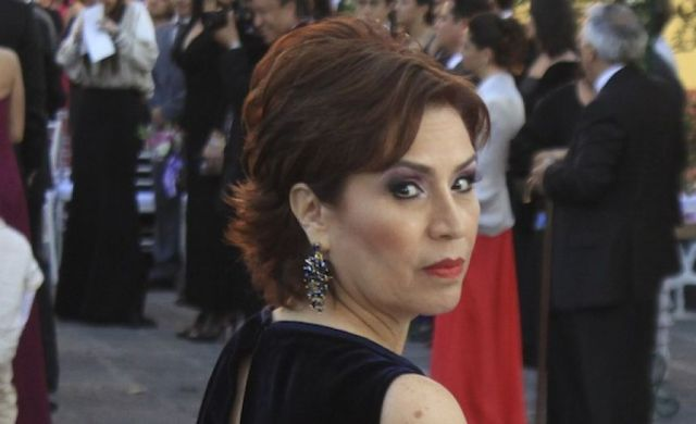 JMS.PRESS Rosario Robles Berlanga Enojada en Oaxaca Tras Encuentro con Gobernador Murat