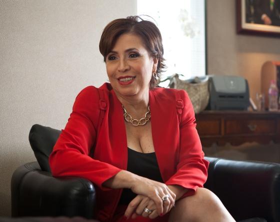 Secretaria de Desarrollo Agrario Territorial y Urbano Rosario Robles Maestra en Economía